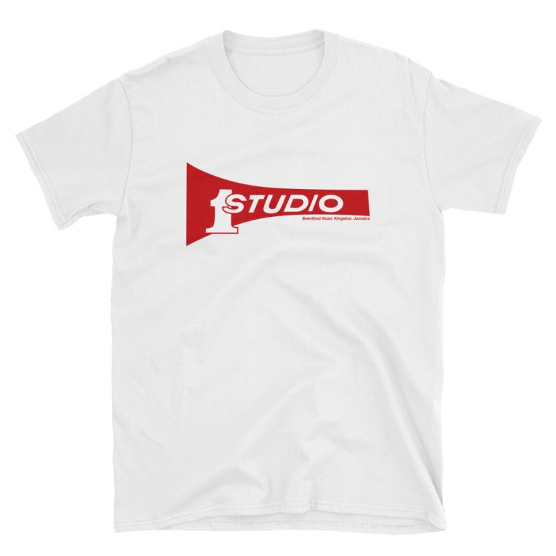 Camiseta STUDIO ONE Records . Black Mammy©